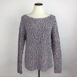 Lord & Taylor Boatneck Pullover Sweater